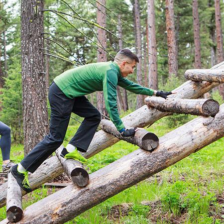 Grizzlyman Fitness Trail