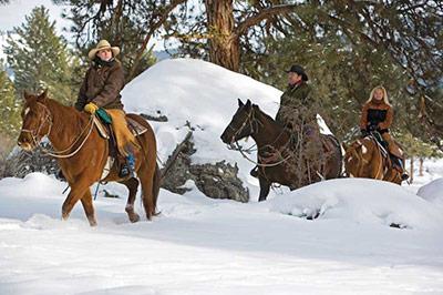 Montana Horseback Riding