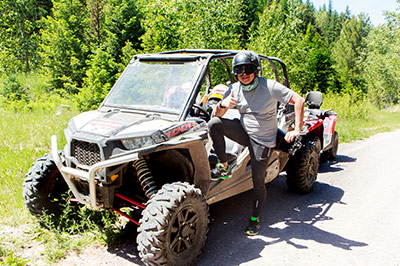 The RZR Experience