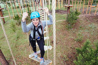 The Sky Line Aerial Adventure Park