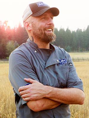 Chef Evan LeRoy