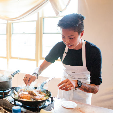 <em>Kristen Kish Cooking</em>