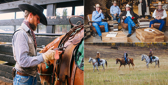 Cowboy Experience & Cowboy Experience - The Resort at Paws Up