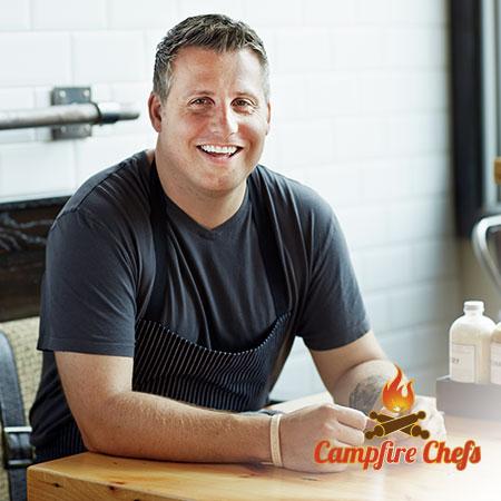 Chef Charlie McKenna