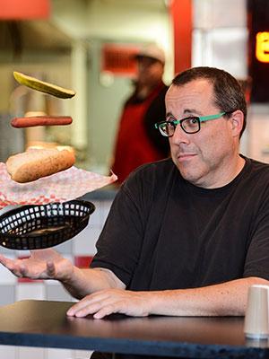 Chef Doug Sohn