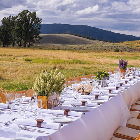 Montana Long Table
