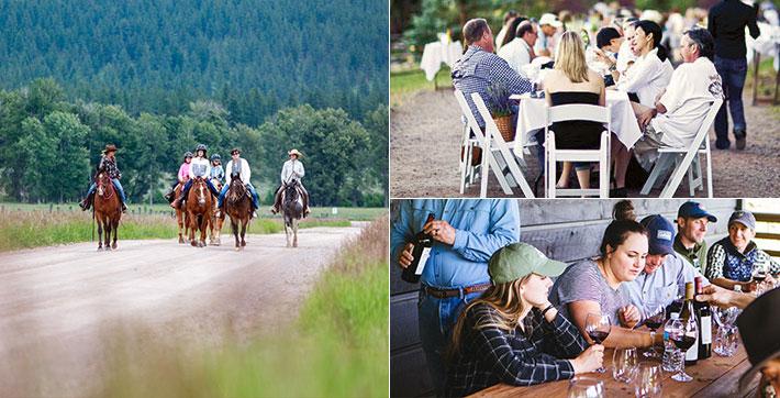 Montana Long Table: Taste of Napa