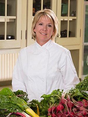 Chef Jayne Reichert