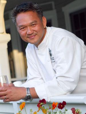 Chef Budi Kazali
