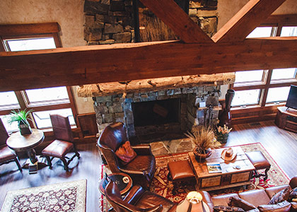 Wilderness Estates Interior