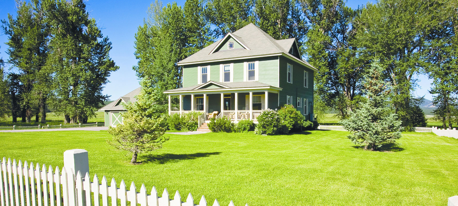 Meadow Home Two-Bedroom