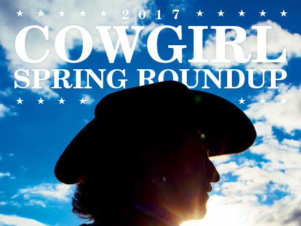 Cowgirl Spring Roundup: Thank You Letters