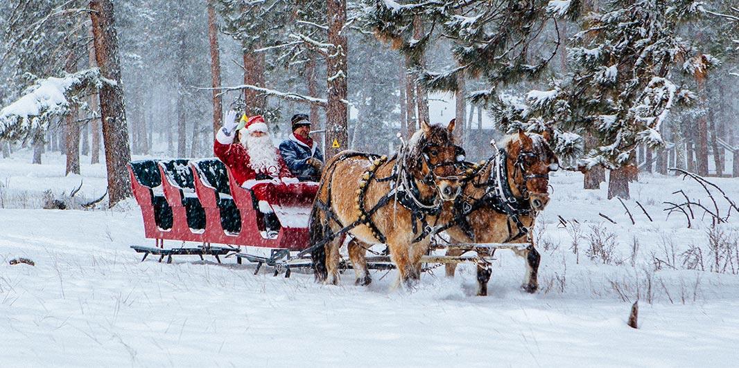 Montana Christmas Vacation
