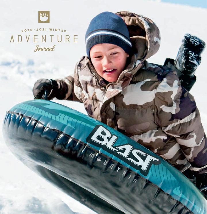 The 2020-2021 Winter Adventure Journal