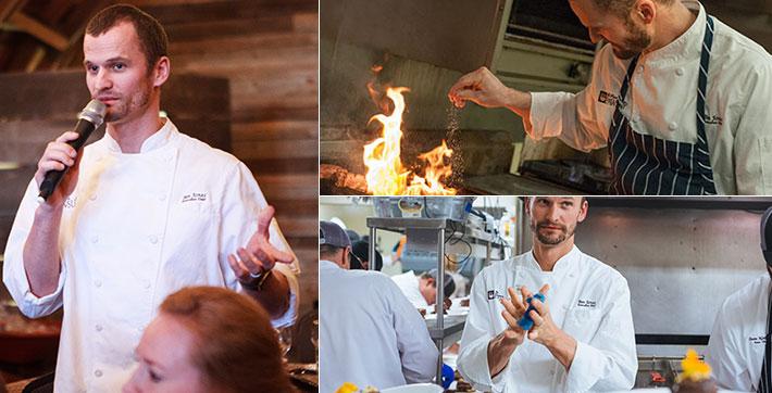 Chef Ben Jones