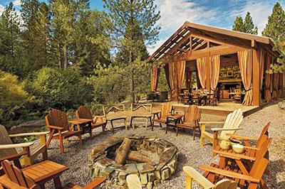 Creekside Camp - Dining Pavilion