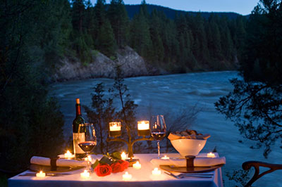 Pinnacle Camp - Romantic Dinner for Two