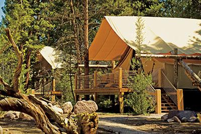 River Camp - Exteriors