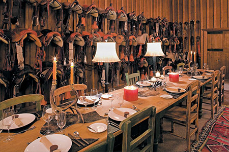 The Saddle Club Tack Room
