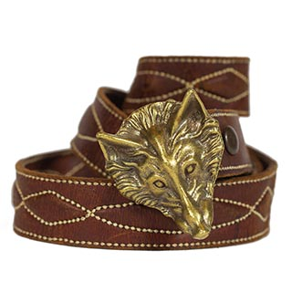 Alkemie Fox Belt