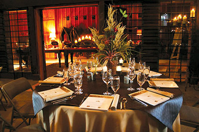 The Saddle Club is perfect for your special events.