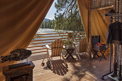 Luxury Glamping Retreat for Two