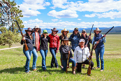 Cowgirl Spring Roundup