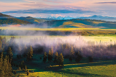 Paws Up is a 37,000-acre Montana ranch
