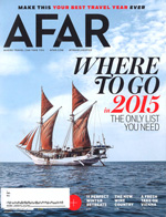 Afar Magazine January 2015
