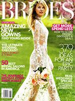 Brides Magazine August 2015