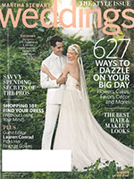 Martha Stewart Weddings Fall 2013