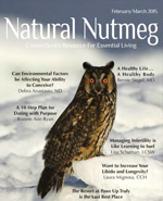 Natural Nutmeg February 2015