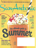 San Antonio Magazine May 2014