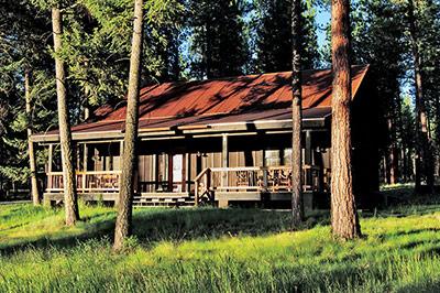 Big Timber Home