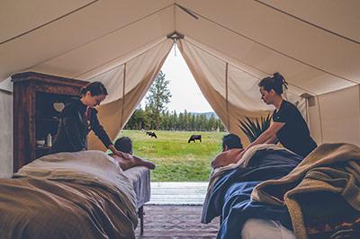 Montana Honeymoon Spa