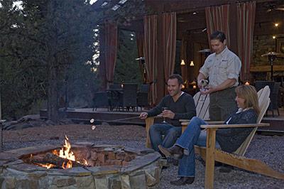 Montana Honeymoon Fire for Two