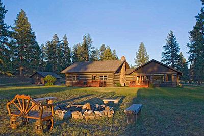 Blackfoot River Lodge