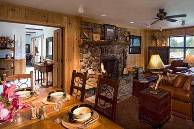 Blackfoot River Lodge - Great Room