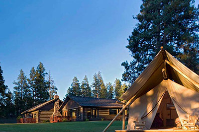 Blackfoot River Lodge - Tent