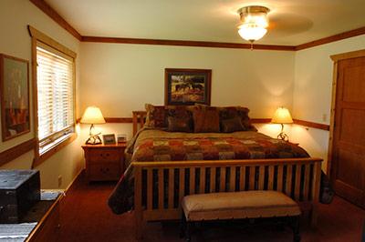 Meadow Home: Bedroom