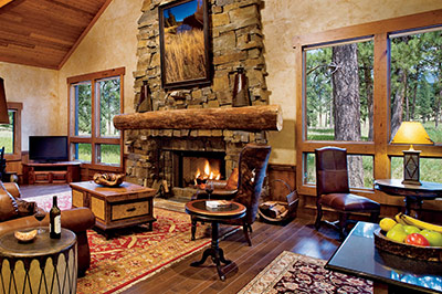 Wilderness Estates - Great Room